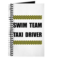 Swim Team Taxi Driver Journal