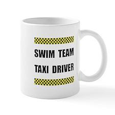Swim Team Taxi Driver Mugs