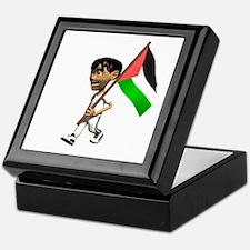 Palestine Boy Keepsake Box