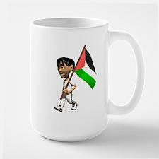 Palestine Boy Mug