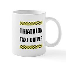 Triathlon Taxi Driver Mugs