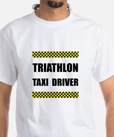 Triathlon Taxi Driver T-Shirt