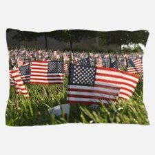 Field of Flags Pillow Case