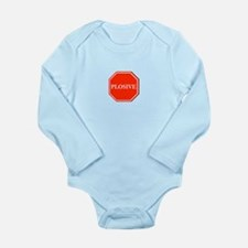 Long Sleeve Infant Body Suit