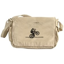 Wheelie Messenger Bag