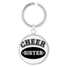 Cheer Sister Keychains