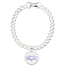 DOVES AND HEART Bracelet