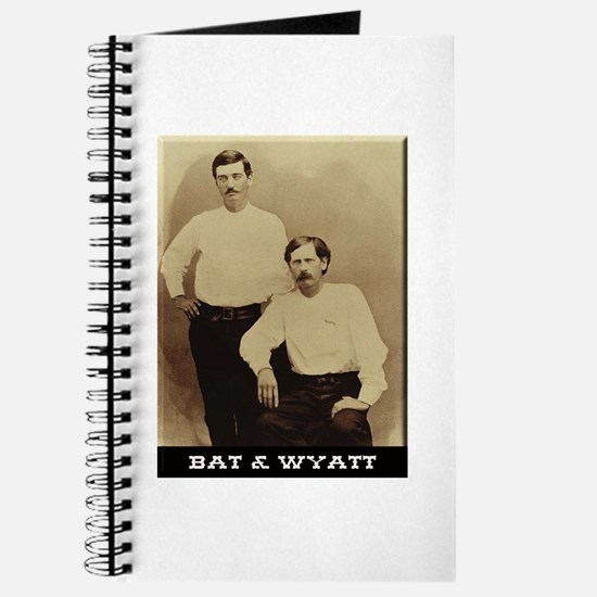 Cute Wyatt earp Journal