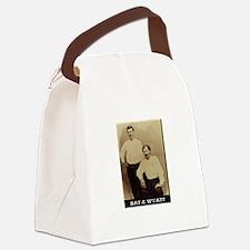 Cute Wyatt Canvas Lunch Bag