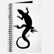 Lizard Gifts Journal / Notebook / Lizard Diary