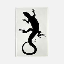 Lizard Gifts Fridge Magnets Lizard Art Gifts