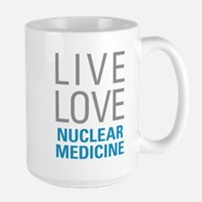 Nuclear Medicine Mugs