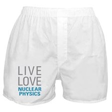 Nuclear Physics Boxer Shorts