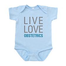 Live Love Obstetrics Body Suit