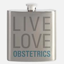 Live Love Obstetrics Flask