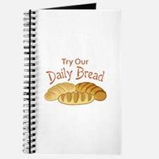 TRY OUR DAILY BREAD Journal