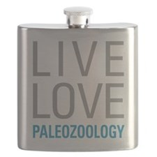 Paleozoology Flask