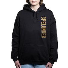 Spelunker Women's Hooded Sweatshirt