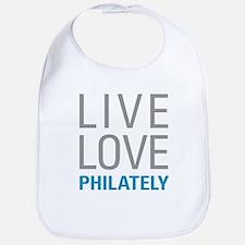 Philately Bib