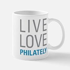 Philately Mugs