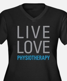 Physiotherapy Plus Size T-Shirt