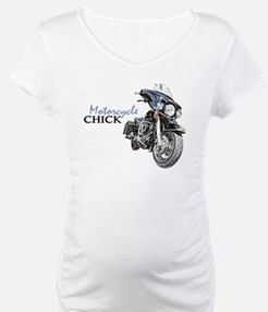 Chick Motorcycle Shirt