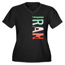 Iran Plus Size T-Shirt