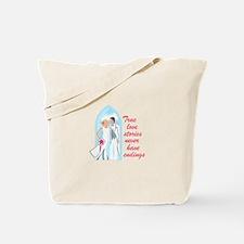 TRUE LOVE STORIES Tote Bag