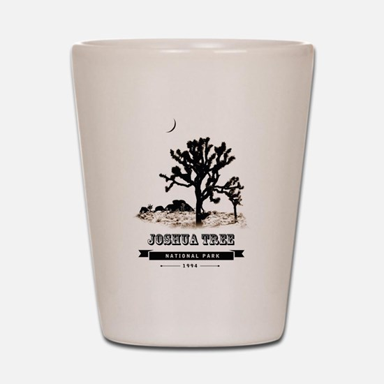 Joshua Tree Shot Glass