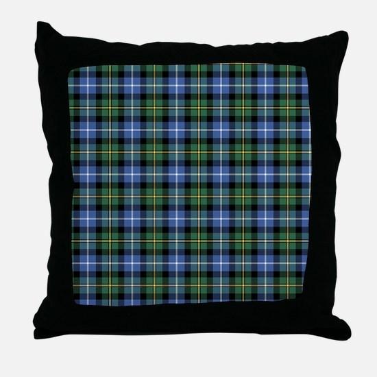 Tartan - MacNeil Throw Pillow