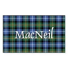 Tartan - MacNeil Decal