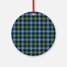 Tartan - MacNeil Ornament (Round)