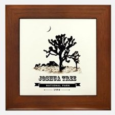 Joshua Tree Framed Tile