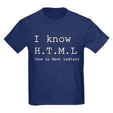 I Know H.T.M.L T