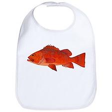 Vermilion Rockfish v2 Bib