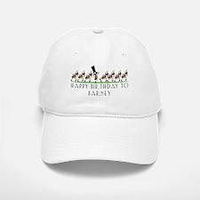 Happy Birthday Barney (ants) Baseball Baseball Cap