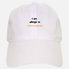 CUSTOM ALLERGY Baseball Baseball Baseball Cap