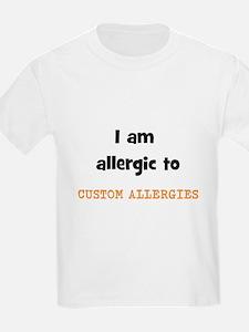 CUSTOM ALLERGY T-Shirt