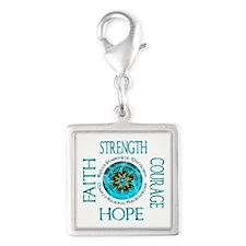 CRPS RSD Faith Courage Strength Hope Blazin Charms