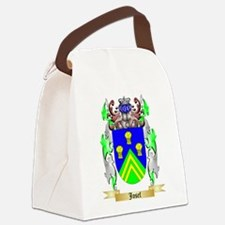 Josef Canvas Lunch Bag
