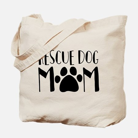 Rescue Dog Mom