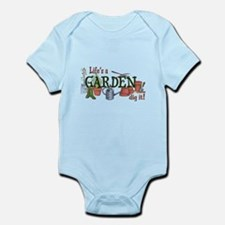 Life's A Garden Dig It! Body Suit