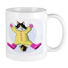 Cat - Snow Cats Mug