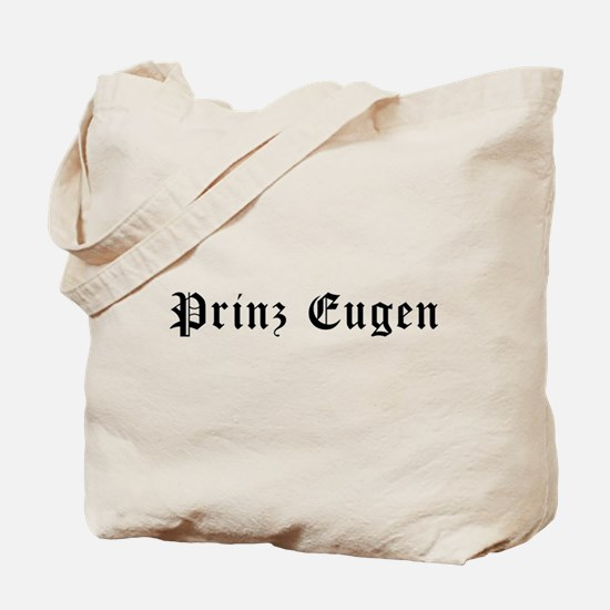 Prinz Eugen Tote Bag