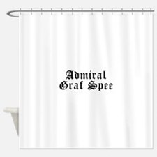 Admiral Graf Spee Shower Curtain