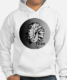 Rise Up - Be A Warrior Hoodie