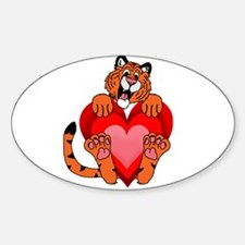 Roaralentines Day Decal