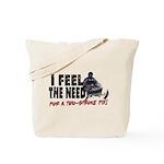 Two Stroke Fix Tote Bag