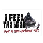 Two Stroke Fix Postcards (Package of 8)