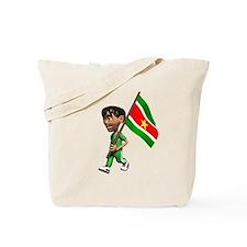 Suriname Boy Tote Bag
